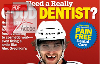 April-2011-Top-Rated-Dentists publication by Dr. Starr