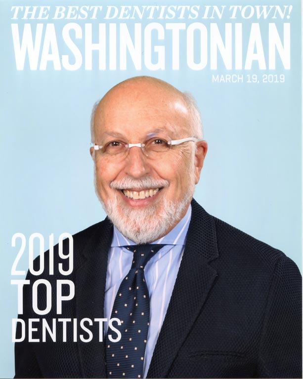 Dr. Starr receives award for TOP Dentist